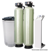 Image of SoftPro Commercial Progressive Flow 95 Series Duplex Water Softener