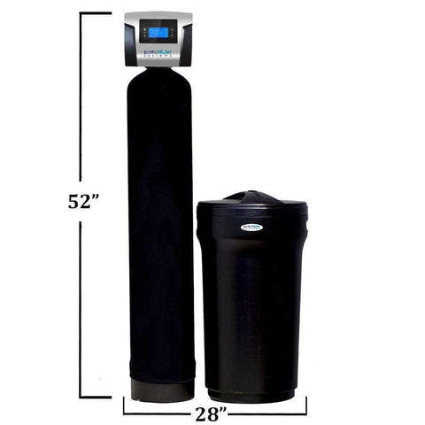 "SoftPro® Elite Plus Upflow 1"" Ported Water Softener - Filtration Combo - Get Soft, Chlorine And Odor Free Water Throughout Your Home."