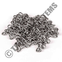 Stainless Steel Chain 10' Section For Triple O Systems