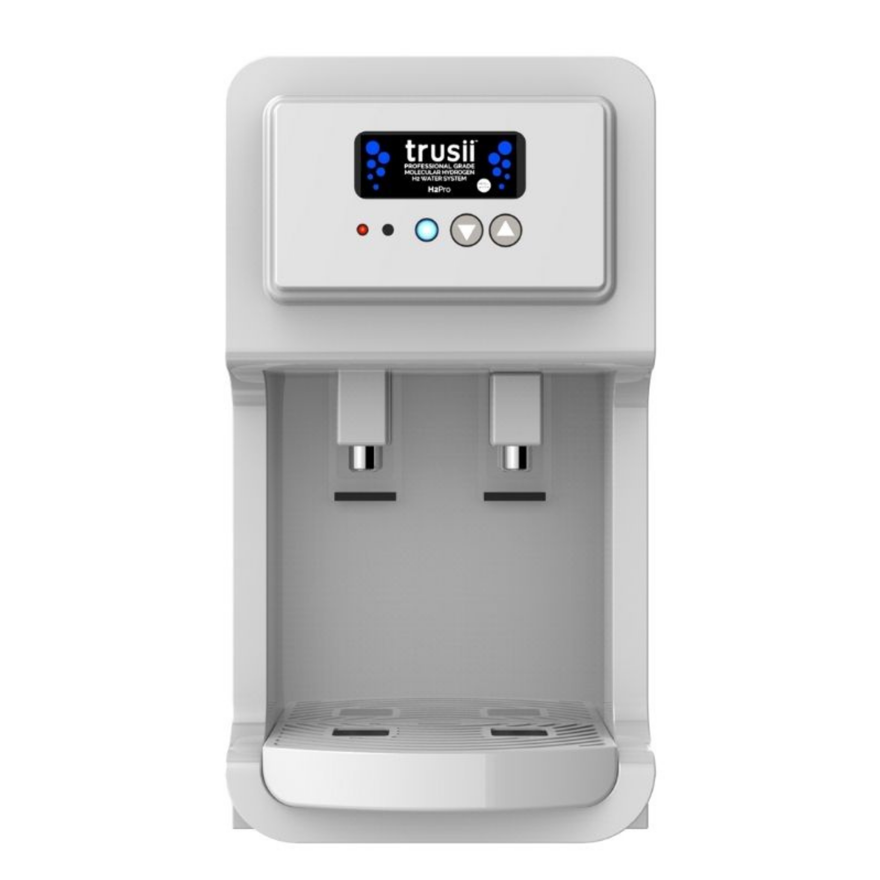 The smaller Trusii H2ProElite System is another great option for a hydrogen water machine.