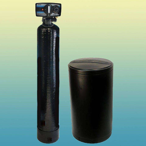 Water Softener With Vortech Technology