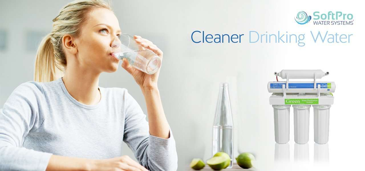 Best RO System for Clean Water by SoftPro