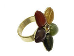 Adjustable Brass Ring