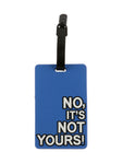 Shop rubber luggage tags
