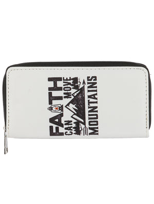 FAITH CAN MOVE MOUNTAINS WALLET