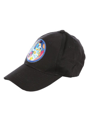 Astronaut Patch Black Hat And Cap