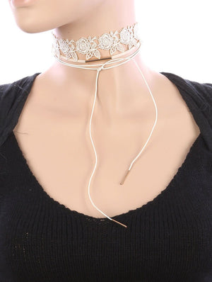 3Pc Choker Necklace