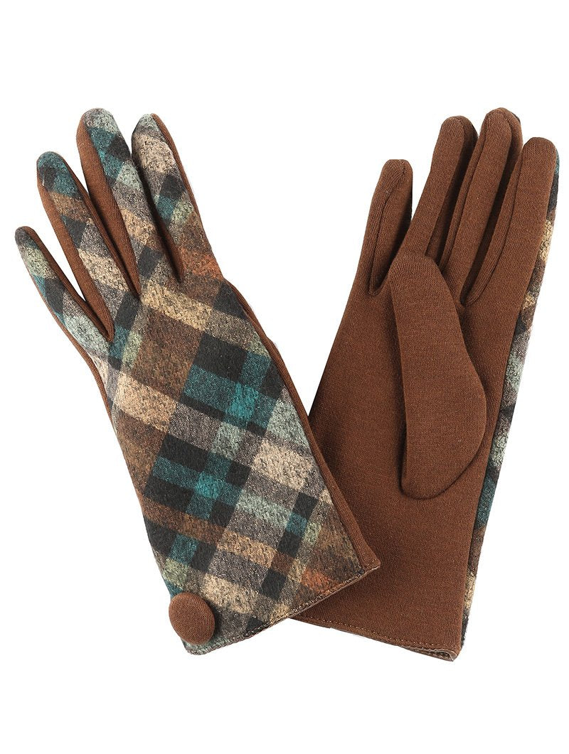 Fleece Inner Layered Gloves