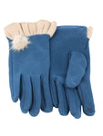 Fleece Inner Layered Touchscreen Gloves