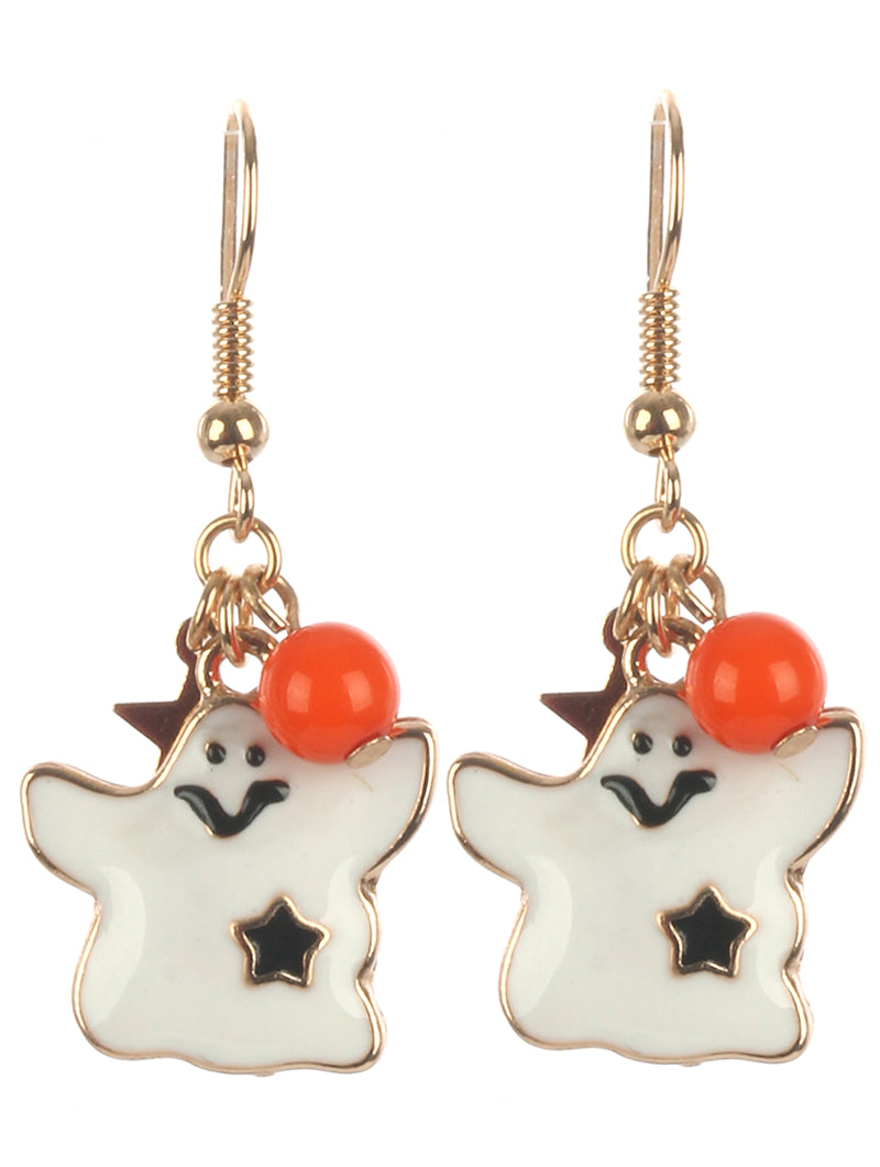 CASPER FRIENDLY GHOST EARRINGS