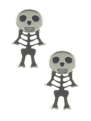 SKELETON EARRING