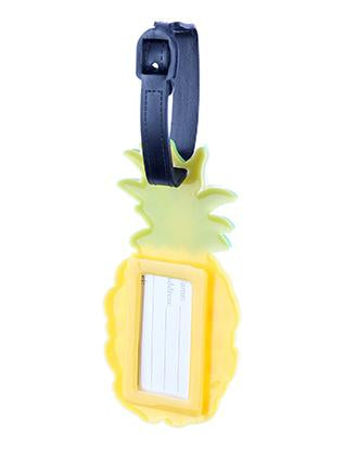 Pineapple Rubber Bag Tag General Merchandise
