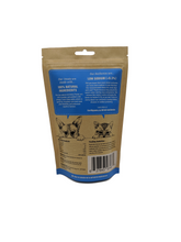 Low Sodium Dried Anchovy Treats for Dogs and Cats - Earth Paws Pet Products