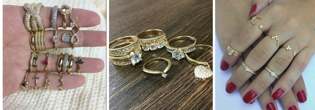CARING FOR JEWELRY: MISTAKES YOU SHOULD NOT MAKE !