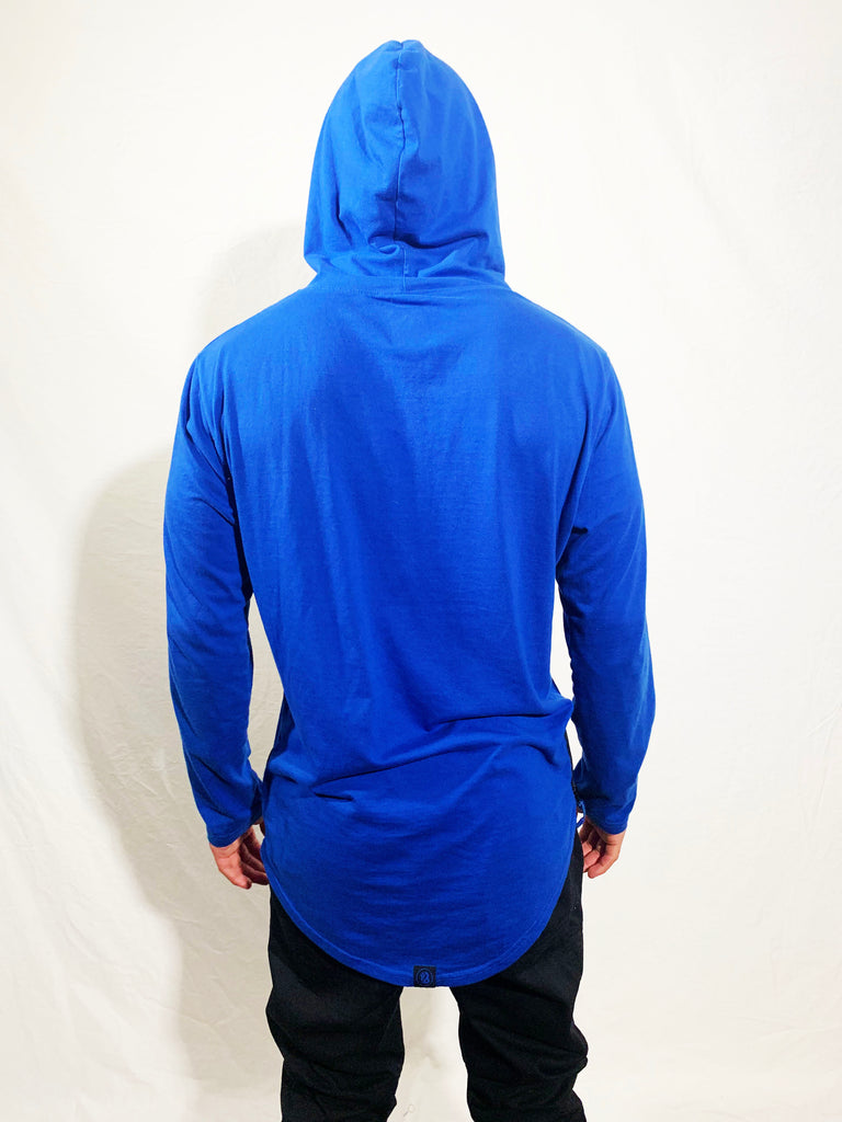 Solar Blue Pullover Hoodie - Boost® | SHOP