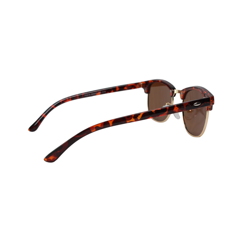 Polarized Clubmaster Sunglass | Cedar - Boost® | SHOP