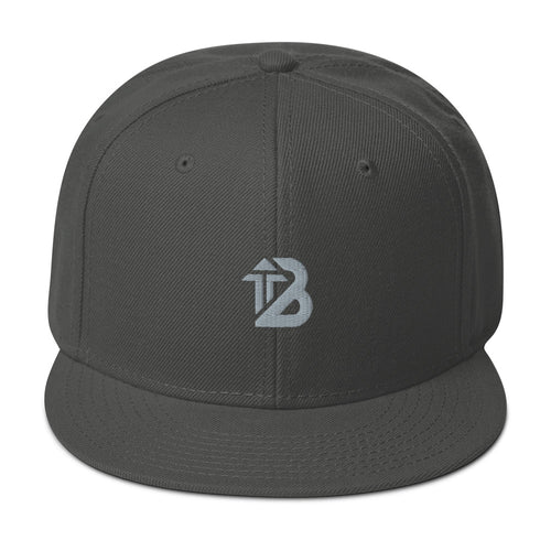 Snapback Hat Charcoal - Boost Athletics®