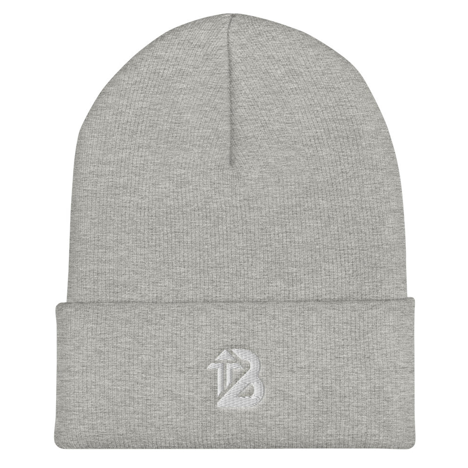 CUFFED TOQUE Style#01 Color#GREY