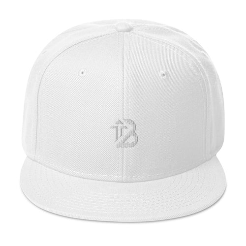 Snapback Hat Pearl White - Boost Athletics®