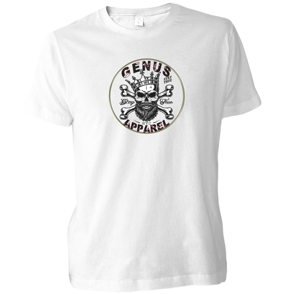 Genus Apparel Graphic T-Shirt