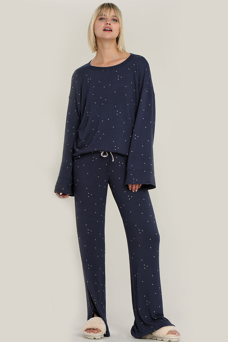 Lux Star T & Lounge Pant Set
