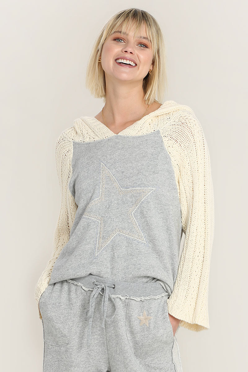 Sweater Terry Pullover