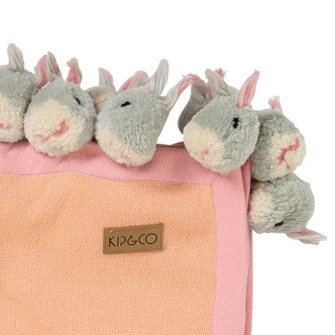 Kip & Co - Bunny Blanket - Playhaus Interiors