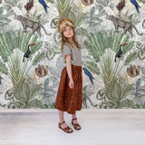 Jimmy Cricket Wallpaper - Jungle - Playhaus Interiors