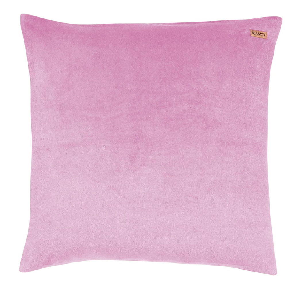 Kip & Co - Velvet Euro Cushion - Orchid Velvet