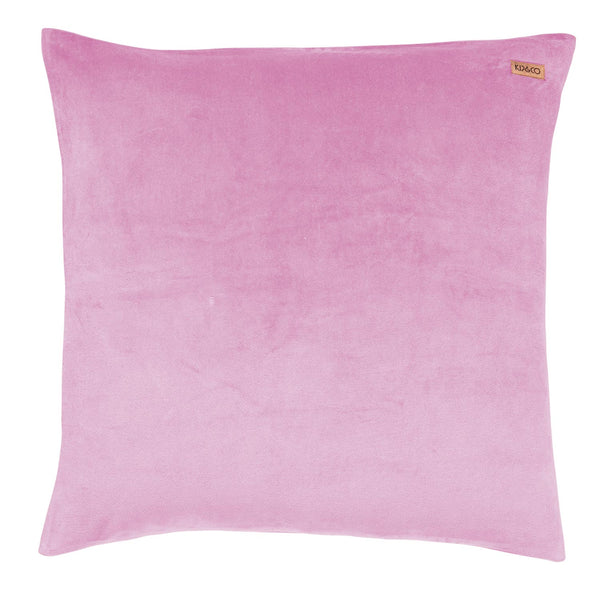 Kip & Co - Velvet Euro Cushion - Orchid Velvet - Playhaus Interiors