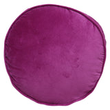 Kip & Co - Velvet Pea Cushion - Grape Skin Purple - Playhaus Interiors