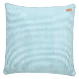 Kip & Co - Pastel Blue Waffle Cushion Cover - Playhaus Interiors