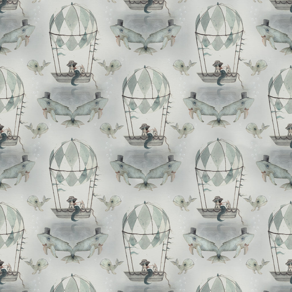Mrs Mighetto Wallpaper - Garden Flying Boat