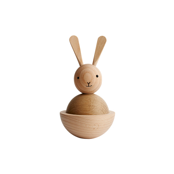 OYOY - Wooden Rabbit - Playhaus Interiors