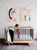 Jimmy Cricket Wallpaper - Seeds - Playhaus Interiors