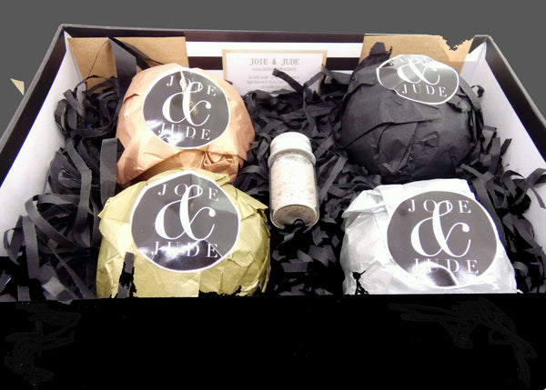 Check out our bath bomb gift box for the very best in unique handmade bath bombs from our bath & beauty shop