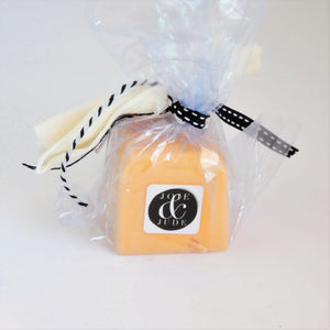 Orange Goat Milk Soap