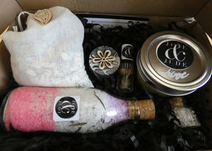Relaxing Spa Gift Box