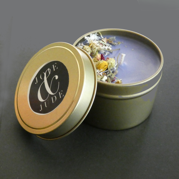 Lotus Flower Soy Candles