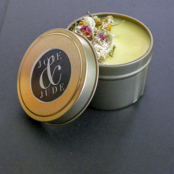 Tropical Coconut Soy Candles