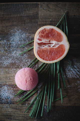 Revitalise your bathing experience with Joie & Jude Bath Bombs. Indulge yourself with captivating aromas and a calming essence.