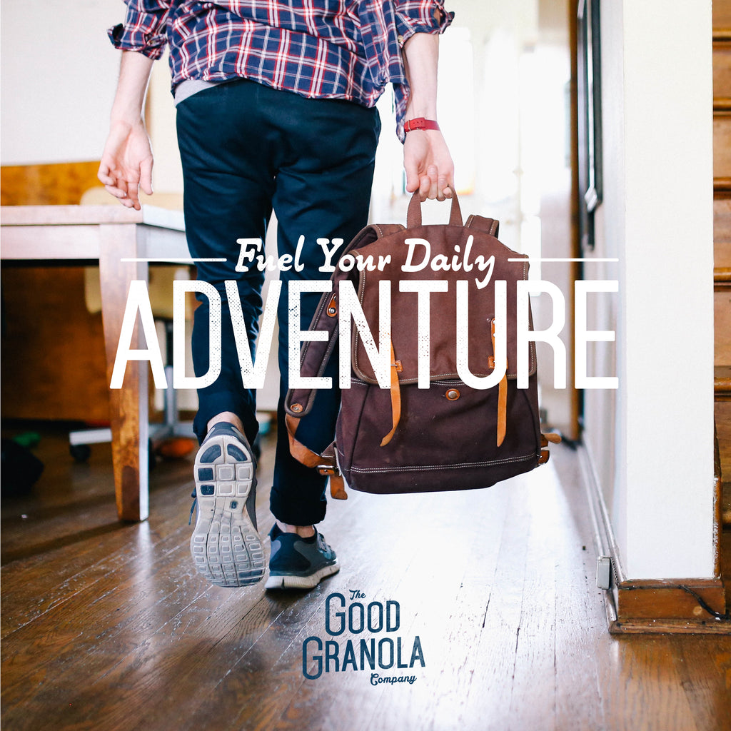 Inspiration : More Adventure in Your Every Day Life