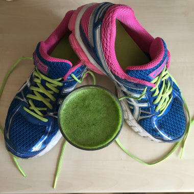 Daily Adventures : Emma Moran, Green Food & Running Shoes