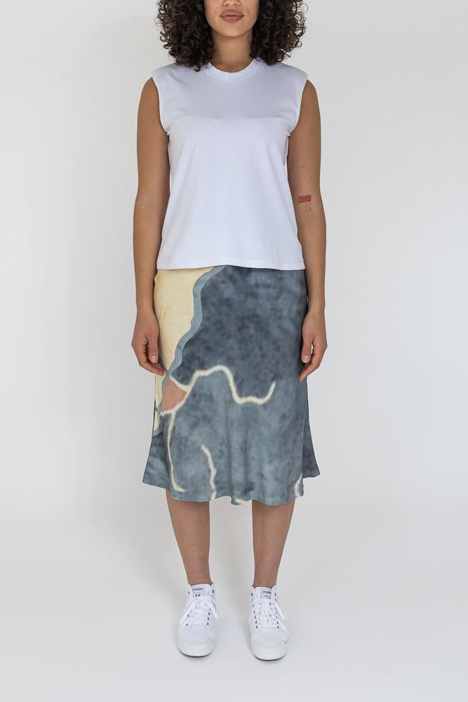Killara Silk Skirt - Common Ground - Low Inventory