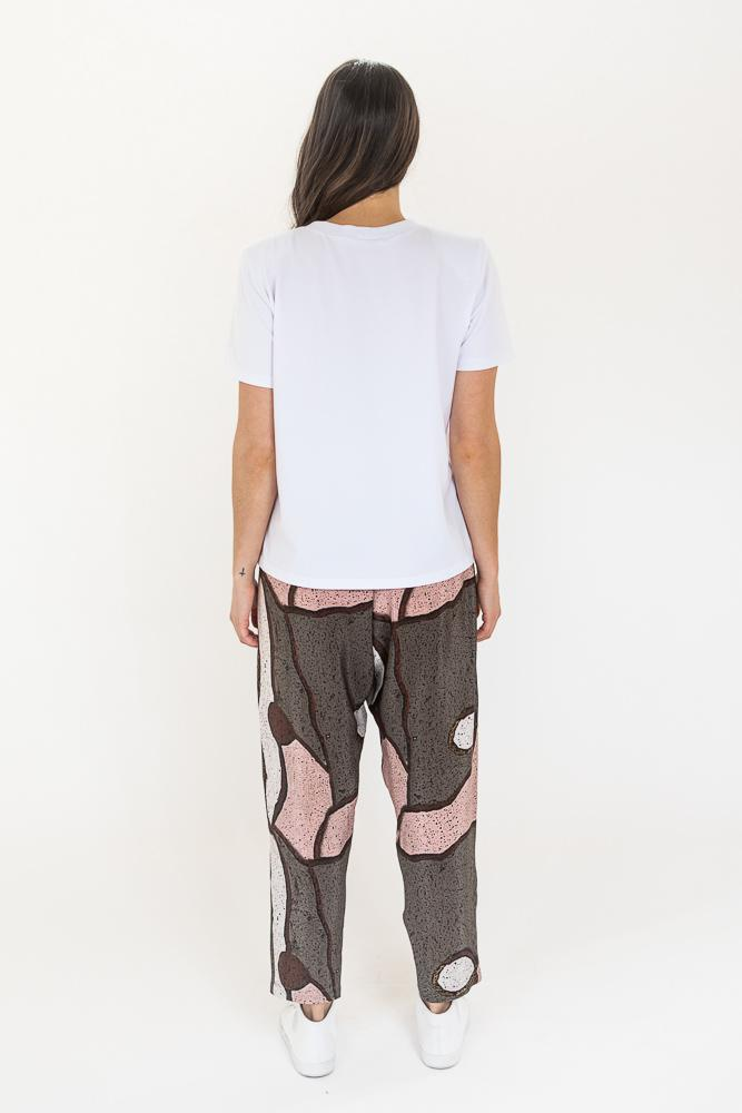 Limited Edition - My Country Silk Pants - Low Inventory
