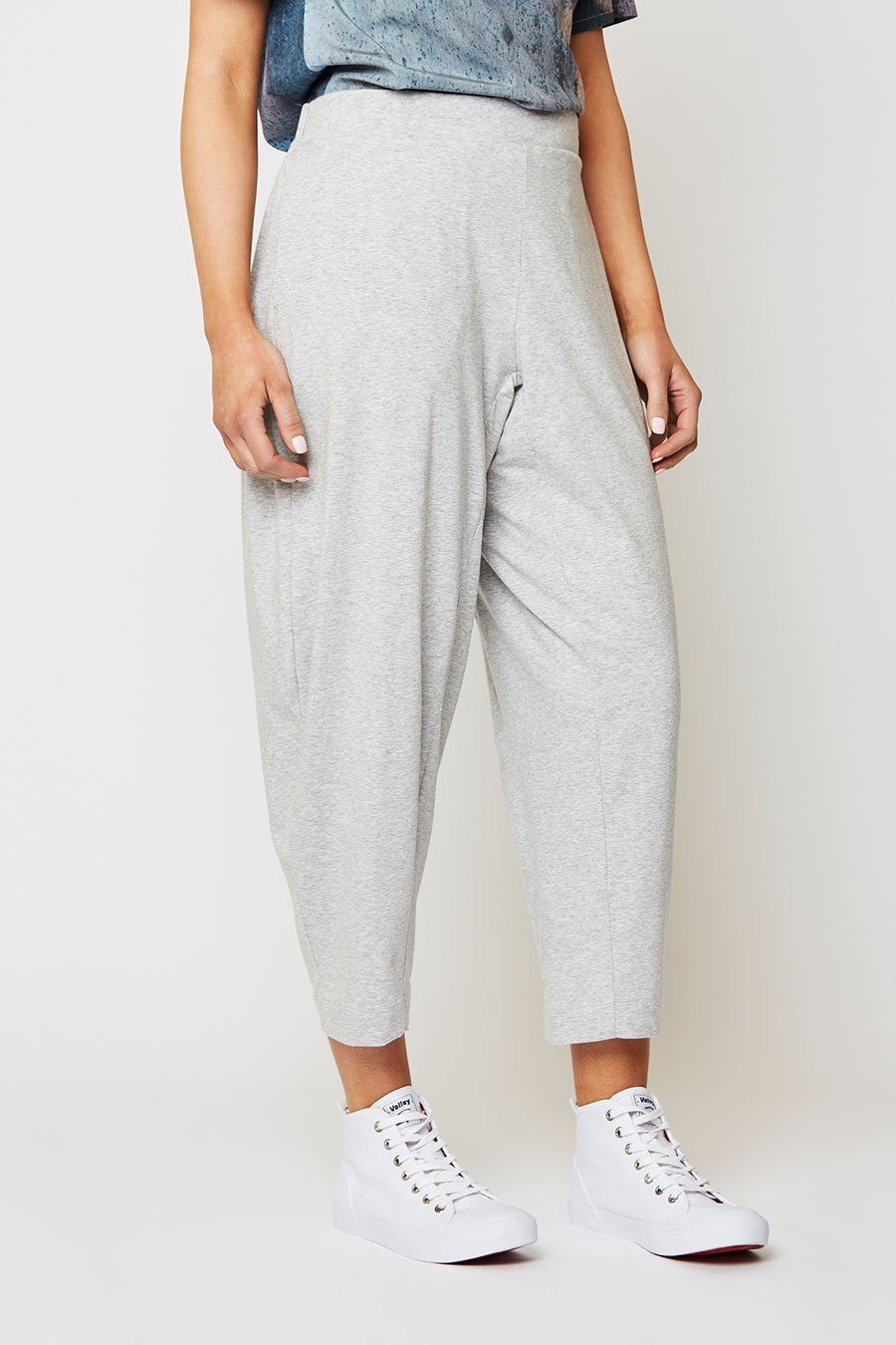 Grey Ghost  Knit Pant