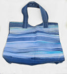 Blue Watercolor Bag