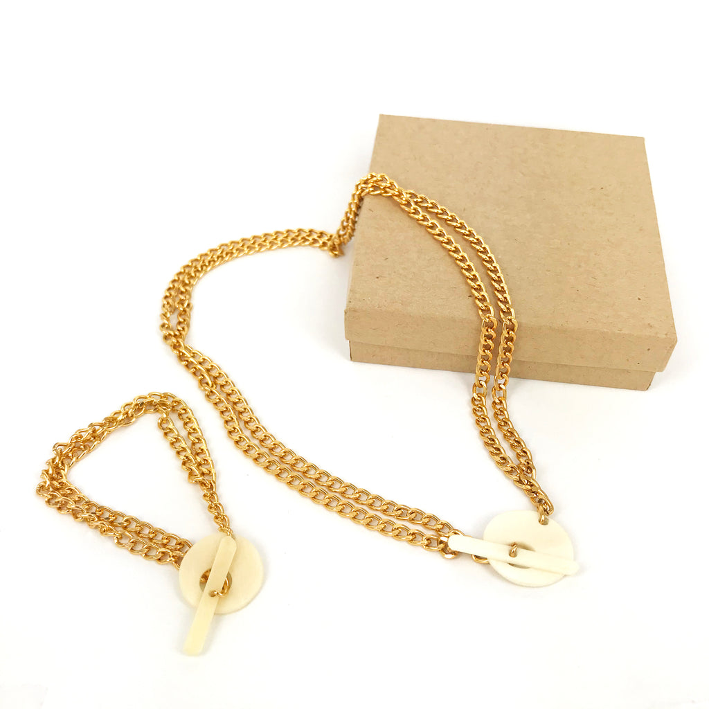 Bone Collection | Clasp Set