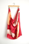 Watercolor Scarf - Red