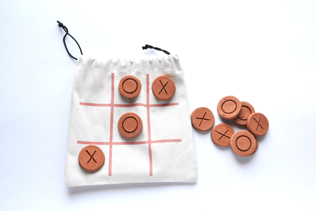 Travel Game - Tic Tac Toe